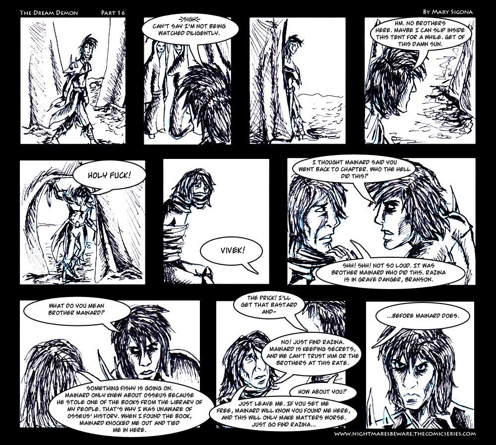 The Dream Demon (Part 16)