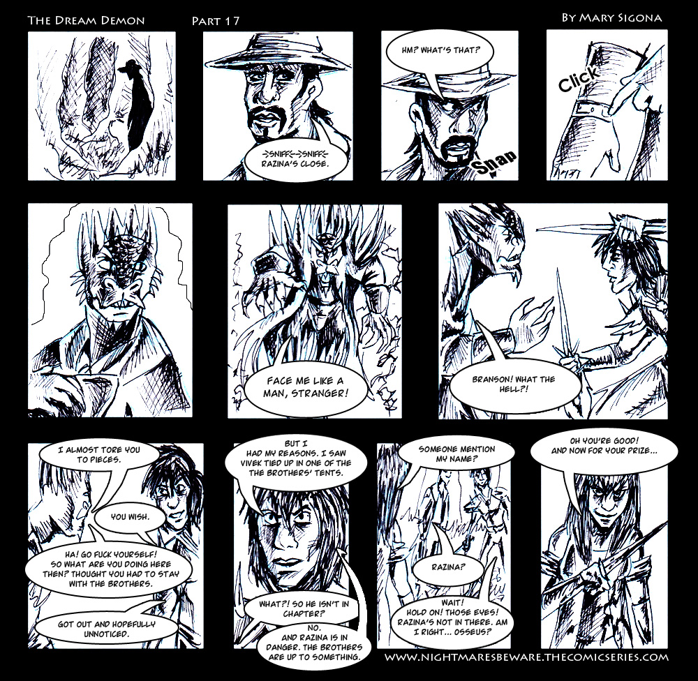 The Dream Demon (Part 17)