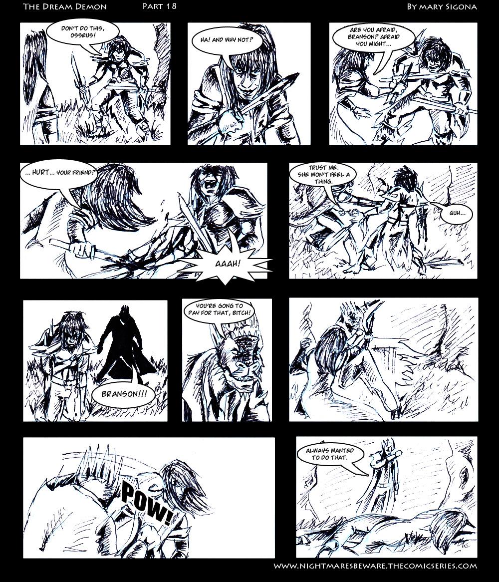 The Dream Demon (Page 18)