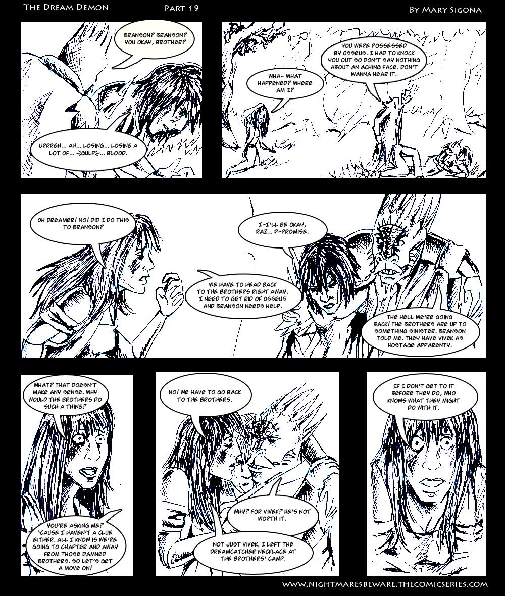 The Dream Demon (Part 19)