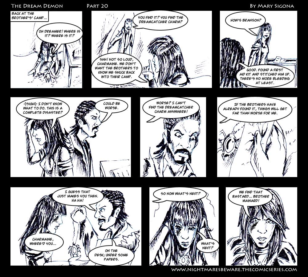 The Dream Demon (Page 20)