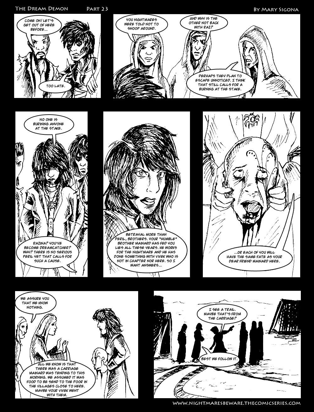 The Dream Demon (Part 23)